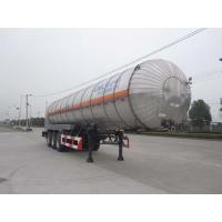 Quality CIMC 12.9 m 25.9 tons of liquefied gas transport trailer 3 axle NTV9400GYQK for sale