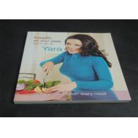 Quality Professional Cook Book Printing On Demand With pantone colors A4 for sale