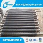 Quality snake shape fin tube for evaporator & radiator for sale