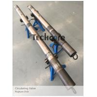 Buy cheap Rupture Disk Safety RD Circulating Valve Full H2S Oil Well Downhole Testing from wholesalers