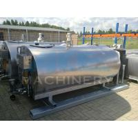 Quality 1500L Sanitary U Shape Milk Cooler with 8.5kVA Cooling Capacity (ACE-ZNLG-U1) for sale