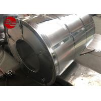 Quality Hot Dipped Galvanized Steel Coil / Cold Rolled Steel Coil 600mm - 1250mm Width for sale