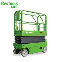 China 450 kg Load Self Propelled Electric Scissor Lift with CE on sale
