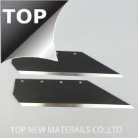 Quality 100mm - 220mm Length Stellite Alloy 6k Knife Blades CNC Machining for sale