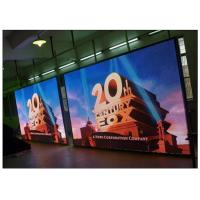 Quality 1R1G1B LED Display Project  CE for Video / Advertising Electronics IP65 for sale