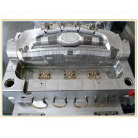 Quality Auto Decoration Grating Plate Plastic Injection Mold Tooling , Precise Plastic Car Parts for sale