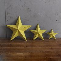 Buy Decorative Nostalgic Outdoor Star Wall Decor Metal Stars For Crafts at wholesale prices