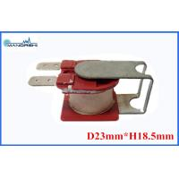 Buy Red Piezo Alarm Buzzer Lead Free / Home Alarm Security Transducer 80dB at wholesale prices