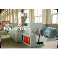 Buy Non Corrosion HDPE Pipe Extrusion Machine / Plastic Pipe Production Line at wholesale prices