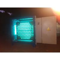 Quality waste gas treatment equipment /Industrial UV photolysis purification machine/UV Photolysis Oxidation Purifier/Air Cleani for sale
