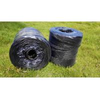 Quality 1mm - 5mm Diameter PP Twisted Rope / PP Baler Twine For Agriculture for sale