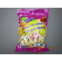 Quality 228g Bag Pack Ice Cream Fruity Marshmallow Gifts / Snack Marshmallow for sale