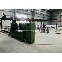 Buy cheap 95m/H Speed Gabion Making Machine , LNWL43-80-2 Gabion Production Line from wholesalers