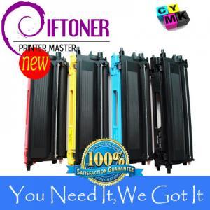 Quality Remanufactured Brother TN110BK Black Laser Toner Cartridge for sale