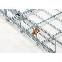 Quality Hot dipped Galvanized Welded Wire Mesh Basket Cable Tray for sale