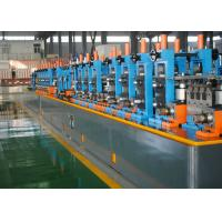 Quality Diameter10 - 50mm Tube Making Machine / Pipe Mill Line for sale