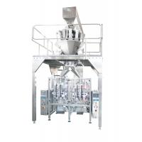 Quality Plastic Bag Granule Packing Machine , PLC Control Auto Weighing Packing Machine For Nuts for sale