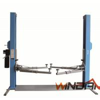 Buy cheap Clear Floor Two Post Lift Hoist With 4000kg Used In Repair Shop from wholesalers