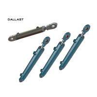 Quality Double Acting Stainless Welded Hydraulic Cylinders For Log Splitter for sale