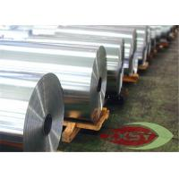 Buy Household Alfoil Aluminum Thin Sheet Aluminium Foil Roll Jumbo For Roasting Trays at wholesale prices
