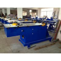 Quality Single head Hydraulic Pipe Elbow Machine with 2 working position FE1200 for sale