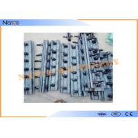 Quality Steel Standard Rail Fish Plate Mobile Crane Components For Crane Rail Running for sale