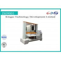 Quality Container Carton Box Compression Strength Tester With LCD Screen for sale