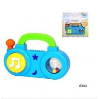 Buy Baby Musical Radio( JX6343) at wholesale prices