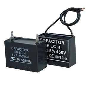 Quality Box Type Run Capacitor (CBB-61) for sale