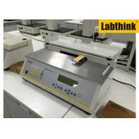 Quality Computer Controlled Coefficient of Friction Testing Equipment For Plastic Films MXD-02 for sale