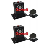 Quality Floor Mounted 12VDC Electromagnetic Door Holder 60kgs 130lbs Holding Force for sale