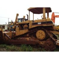 Quality Year 1999 Second Hand Old Caterpillar BulldozerD6H Power 165 Hp Original Paint for sale