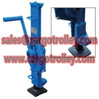 Quality Track jack with high quality for sale