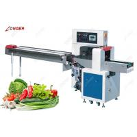 Quality Vegetable Packing Machine|Fruit Flow Packaging Machine for Sale for sale
