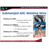 Buy Submerged ARC welding wire  -EM12K , welding wire, welding flux at wholesale prices