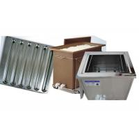Quality Customized Size Heated Soak Tank Digital Control With Heavy Duty Lockable Castors for sale
