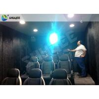 Quality Electic Simulator System Mobile 5D Theater equipment With 2 Years Warranty for sale
