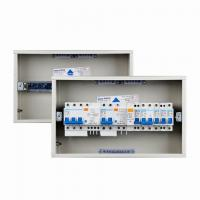 Buy New design 18 mounted units u-tape frame electrical distribution box flexibly at wholesale prices
