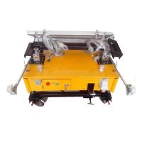 Quality Wall Surface Mortar Lime Gypsum Plaster Render Automatic Wall Plastering Machine for sale