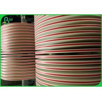 Buy 13mm 15mm Food Grade Roll Uncoated Biodegradable Straw Paper For Human Health at wholesale prices