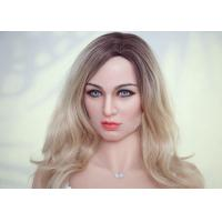 Quality BBW Silicone Doll Wide Hips Realistic Sex Dolls 161cm Life Sized Thick Milf Doll European Girls for sale