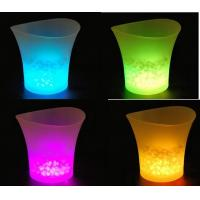 Quality Wholesale Led champagne ice buckets 25*23*23.5CM MOQ 10 PC for sale