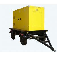 Quality Yuchai 250KVA Electric Diesel Generator Silent Type With 4 Wheels for sale