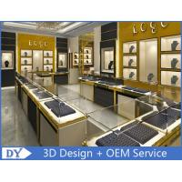 Buy Stainless Steel Jewelry Showcase / Jewelry Wall Display Cases at wholesale prices