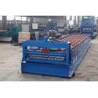 380V Metal Roof Forming MachineBuild - In Energy Saving Frequency Converter