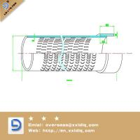 Quality Bridge Type Filter Pipe for sale