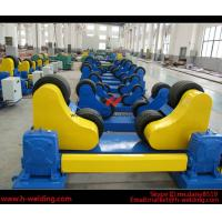Quality Alignment Adjust Fit Up Pipe Welding Rotator , Welding Turning Roll for Tank or Cylinder for sale