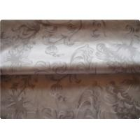 Quality Beautiful Polyester And Elastane Fabric Cloth Apparel Fabric By The Yard for sale