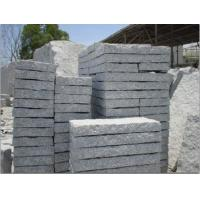 Quality a variety of garden curbstone kerbstone, Light Grey Granite Kerbstones for sale
