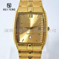 Jewelry watch Chinese manufacturer for the Middle East market fashion ladies' watch rose gold